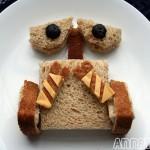 Haz tu sandwich de Wall-e