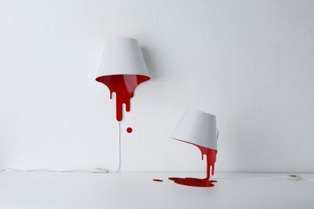 bloody-lamp