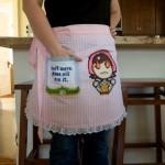 Delantal de Cooking Mama