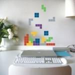 Tetris y la decoración