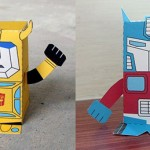 Recortables de transformes