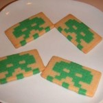 Haciendo Galletas de Space invaders