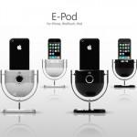 Dock para ipod
