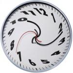Reloj psicodelico