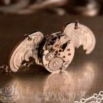 Medalla steampunk