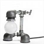 Lampara pesadilla de un fontanero