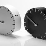 Reloj analogico de diseño