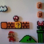 Imanes de supermario world