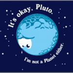 Camiseta apoyando a Plutón