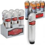 Cerveza por un tubo
