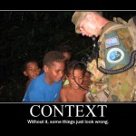 La importancia del contexto