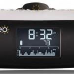 Reloj despertador que analiza la calidad de tu sueño