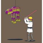 Entrenamiento Jedi para niños