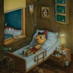 Alejando las fabulas del hospital