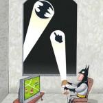 Batman esta noche no trabaja