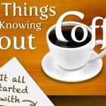 15 cosas sobre el cafe