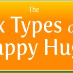 Y 6 tipos de abrazos