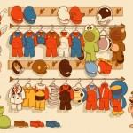 Fondo de armario de Mario