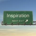 Donde esta la inspiración…