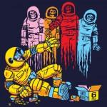 El origen de Pacman