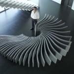 Sofá de diseño para casas grandes