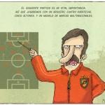 Estrategias futbolísticas