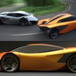 Quien dijo que los coches electricos son feos