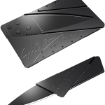 Regalos molones(XV): cuchillo tarjeta de credito
