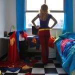La habitacion de supergirl