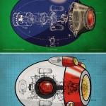 Mi propio brazo de Megaman