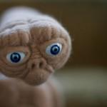 E.T. de peluche