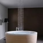 Bañera cascada