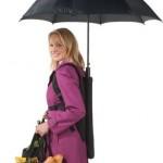 Paraguas manos libres