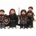 Juego de tronos de Lego