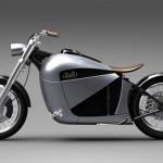 Motocicleta electrica