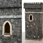 Castillo peludo