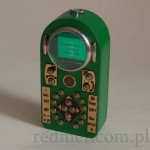 Movil steampunk