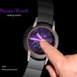 Reloj de plasma