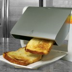 Concepto de tostador