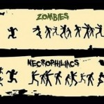 Zombies vs necrófagos