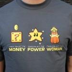 El secreto para ligar en una camiseta