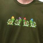 Camisetas divertidas: Tropa Koopa
