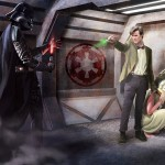 Darth Vader vs el doctor