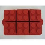 Moldes de tarta de Lego