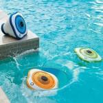 Altavoces de piscina