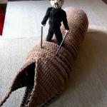 Tengo que aprender a tricotar
