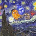 Y si Van Gogh hubiera sido un jugon