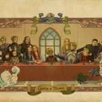 La ultima cena (juego de tronos)