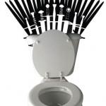 Convierte tu baño en el trono de hierro