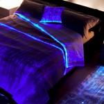 Juego de cama luminoso